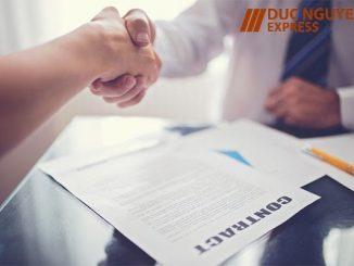 hợp đồng nhập khẩu ủy thác