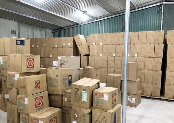 kho hàng vận chuyển hàng trung quốc