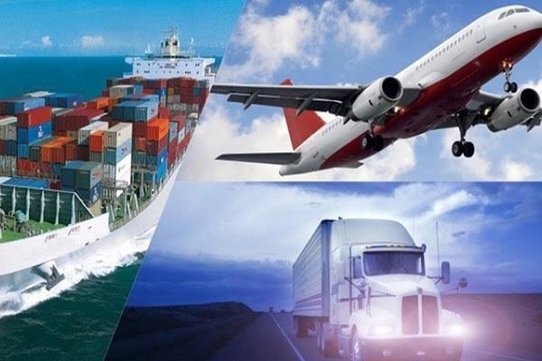 quy trình chuyển phát nhanh quốc tế